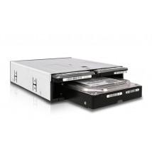 """Wewnętrzna stacja dokująca 2x 2,5"""" & 1x 3,5"""" SATA HDD/SSD (flexiDOCK MB095SP-B)"""