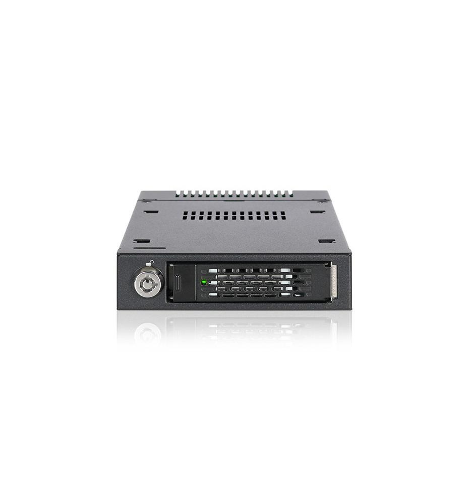 "Kieszeń 1x 2.5"" U.2 NVMe PCIe do 1x 3.5"" (MB601VK-1B)"