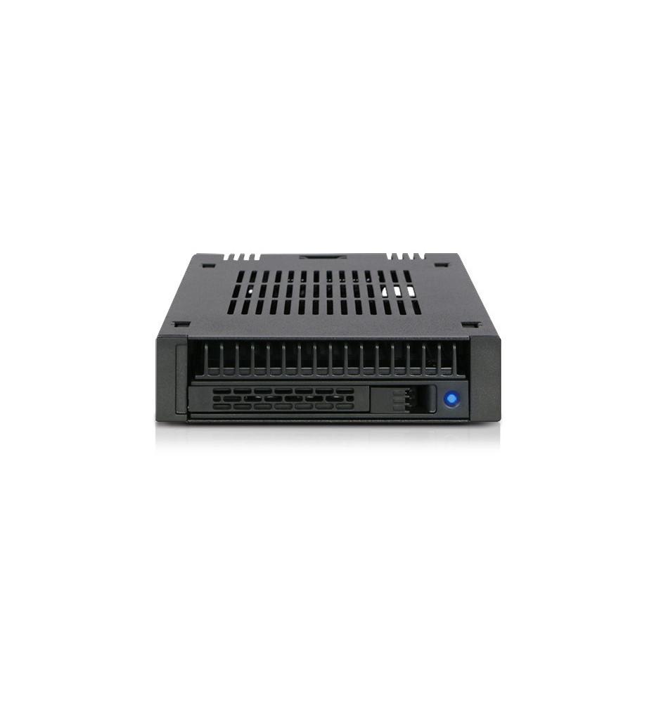 """Kiwszeń 1x 2.5"""" SAS/SATA HDD/SSD dla zatoki 3.5"""" (ExpressCage MB741SP-B)"""