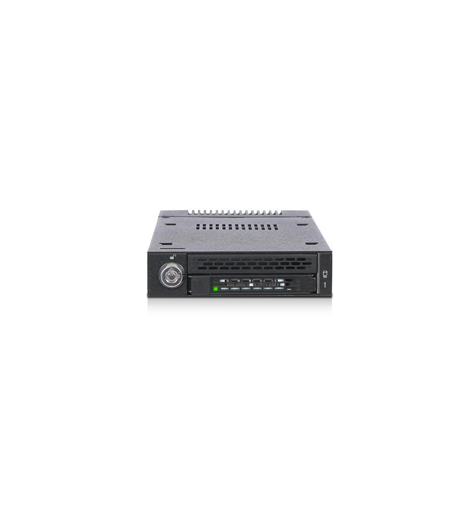 "Kieszeń M.2 PCIe NVMe SSD do zatoki 3.5"" (ToughArmor MB833M2K-B)"
