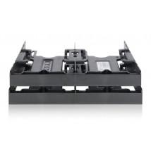 """FLEX-FIT Quattro MB344SP 4 x 2.5"""" HDD / SSD Uchwyt do Zewnętrznej zatoki 5.25"""""""