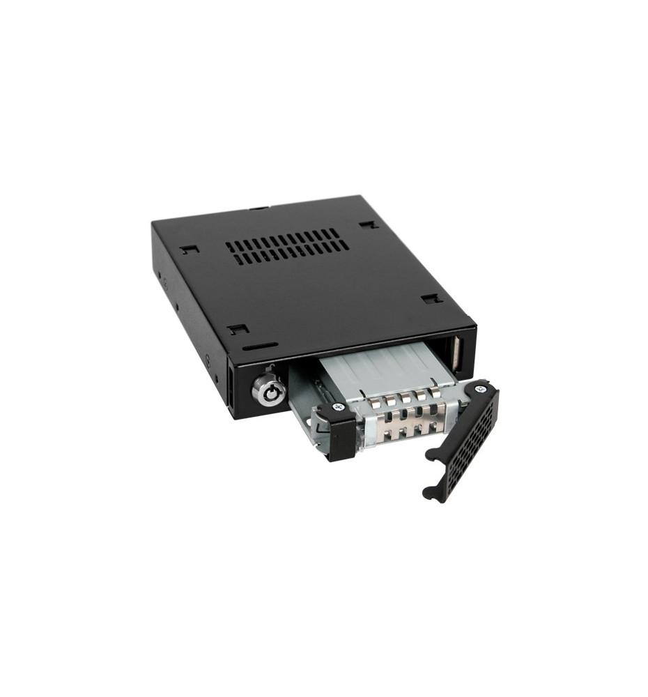 "ToughArmor MB991SK-B Metalowa Kieszeń 2.5"" SATA HDD & SSD"