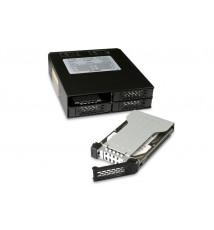 """ToughArmor MB994SP-4S Metalowa 4-Dyskowa Kieszeń 2.5"""" SAS/SATA HDD & SSD"""