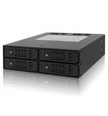 "ToughArmor MB994SP-4SB-1 Metalowa 4-Dyskowa Kieszeń 2.5"" SATA HDD & SSD"