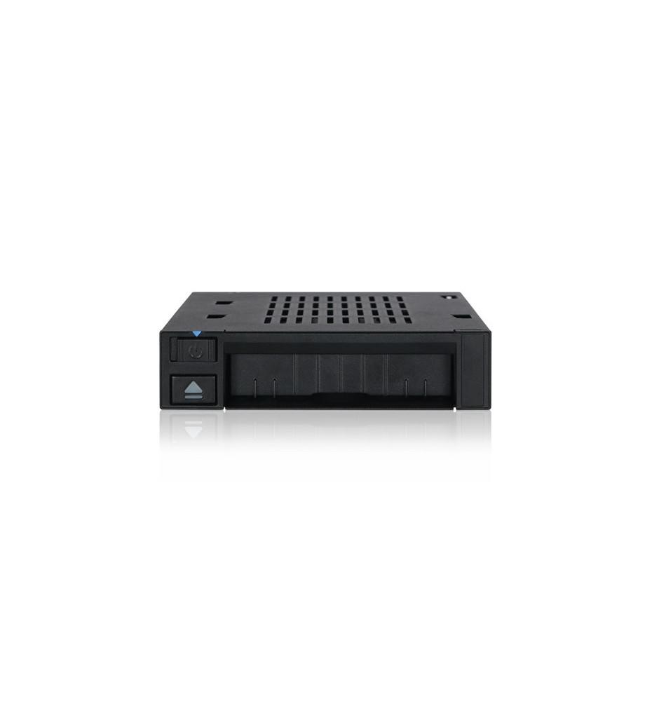 """flexiDOCK MB521SP-B 2.5 SATA / SAS SSD/ HDD Stacja Hotswap / Kieszeń do 3.5"""" Zatoki"""