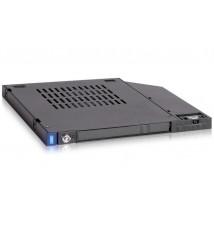 """Stacja dokująca SATA HDD / SSD dysku 2,5 """"dla wnęki Slim ODD (flexiDOCK MB511SPO-1B)"""