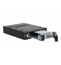 """Kieszeń 2,5"""" U.2 NVMe SSD do zewnętrznej wnęki 3,5"""" (ToughArmor MB601VK-B)"""